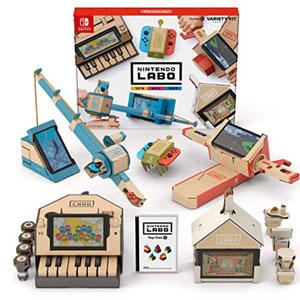 Nintendo任天堂 Labo Toy-Con 01纸板模块