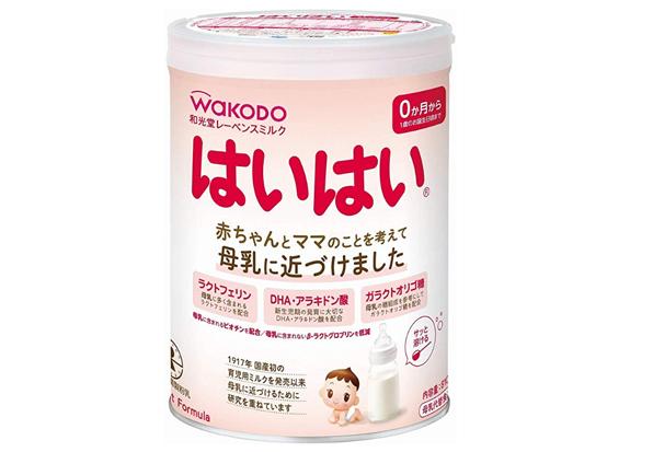 Wakodo和光堂 婴幼儿1段奶粉 810g