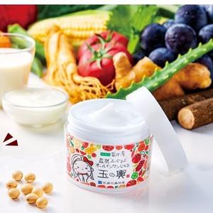 盛田屋 天然果蔬 豆乳乳酪 多效合一 面霜 80g