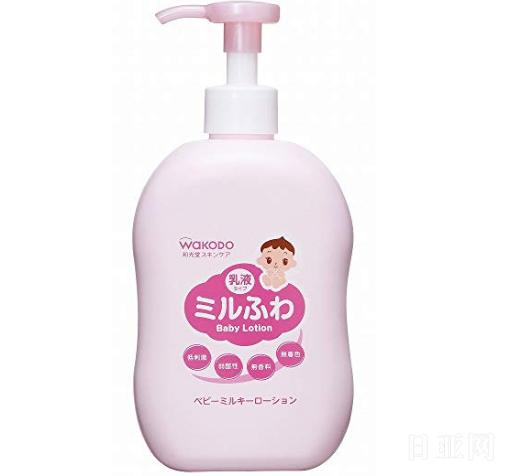 和光堂 婴儿保湿润肤乳 300ml