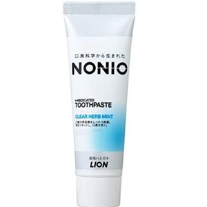 蓝色款补货!Lion狮王 NONIO 去口臭清爽牙膏130g