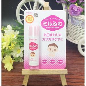 Wakodo和光堂 宝宝用润唇膏5g 含母乳成分