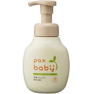 Pax baby 太阳油脂 婴儿洗发沐浴二合一 300ml