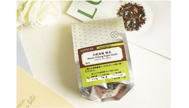 Lupicia绿碧茶园 白桃乌龙茶 50g