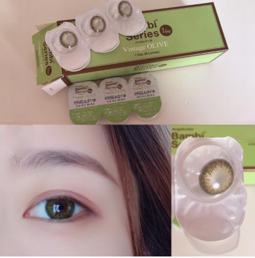 日本日抛美瞳哪个牌子最好?推荐几款小直径日常款美瞳