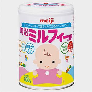 Meiji明治 全阶段低敏感 HP水解蛋白奶粉 850g