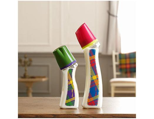 Betta贝塔 PPSU智能系列奶瓶 S3-Tartan 240ml 周年纪念款