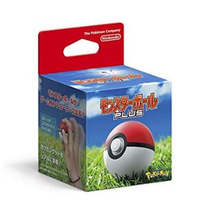 Nintendo任天堂 精灵球Plus Switch游戏手柄
