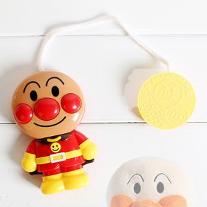 面包超人 可挂式音乐发声玩具 宝宝安抚玩具