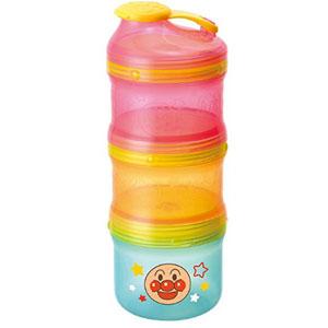 LEC面包超人 2WAY 便携奶粉分装盒奶粉格