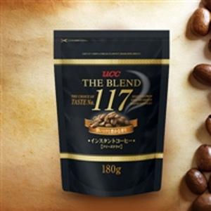 UCC 117 速溶黑咖啡 180g