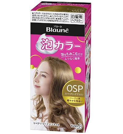 KAO 花王 Blaune泡沫染发剂 多色可选