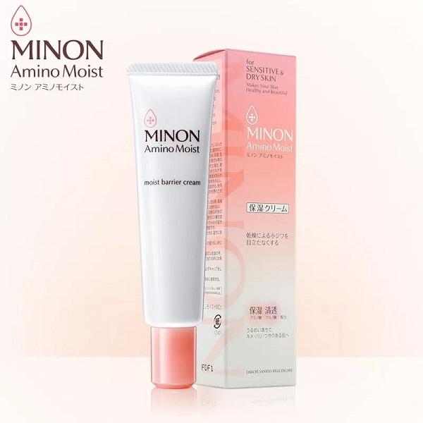 日本海淘minon水乳敏感肌人士专用品牌
