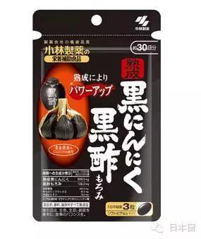 日本小林制药旗下不为人熟知的7大保健品