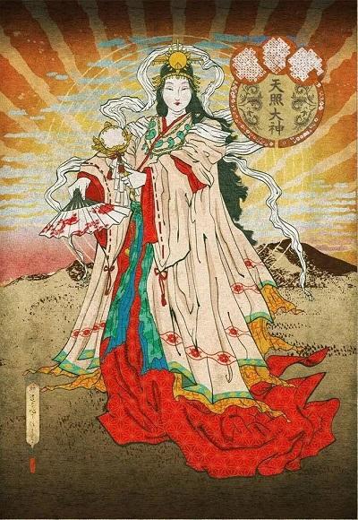 日本最受欢迎的几尊大神介绍