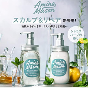 Amino Maison 氨基酸控油洗发水/护发素 450ml