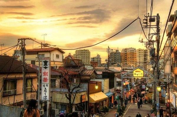 日本的下町指的是什么意思