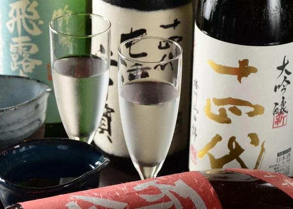 日本清酒各个产地不同的口感介绍 清酒饮用温度