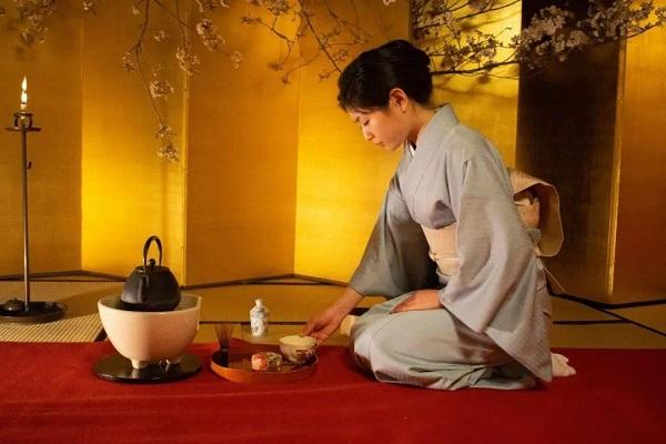日本茶文化的起源及发展