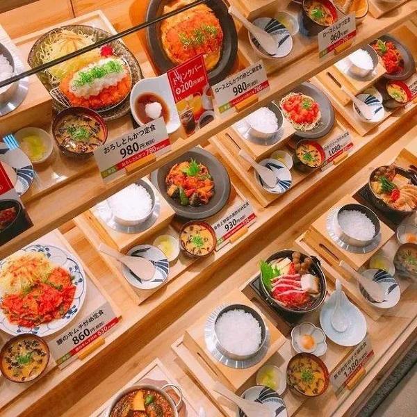 日本的食膜精致程度不输手办
