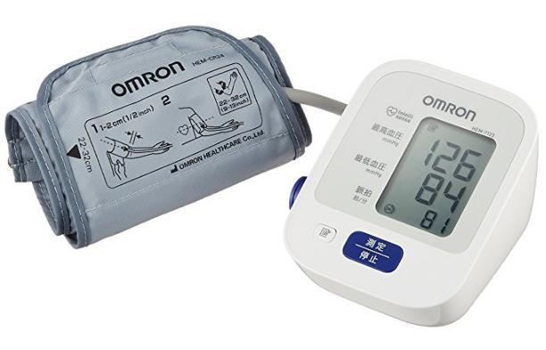 OMRON欧姆龙 HEM-7123上臂式全自动电子血压计 测量仪