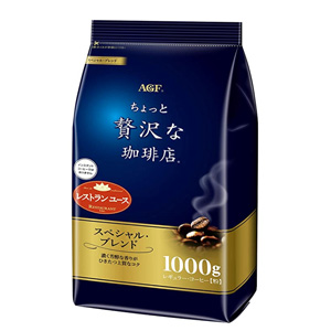 AGF 轻奢咖啡店 特制混合咖啡