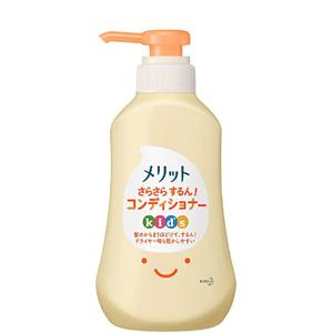 花王 儿童护发素黄瓶 360ml
