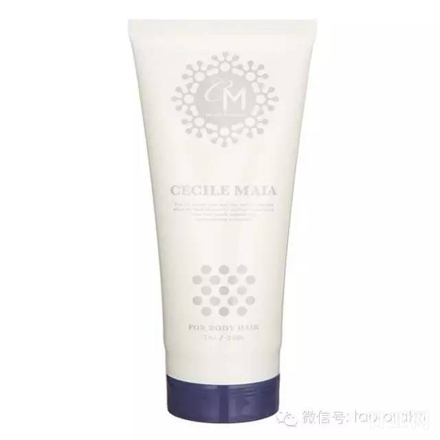 日本CECILE MAIA脱毛膏使用说明