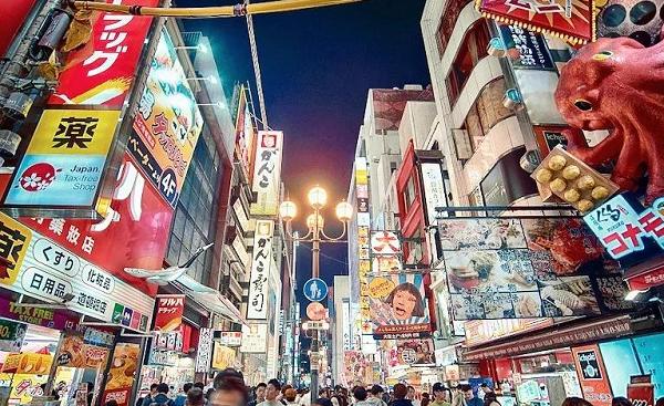 """日本购物街里的""""大阪范儿""""究竟是什么"""