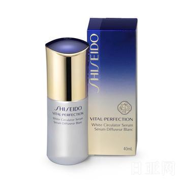 日本资生堂vital-perfection悦薇珀翡抗皱美白精华液使用方法