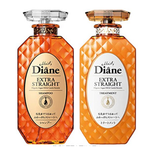 Diane洗发水&护发素[直发] 花香&浆果香套装 450毫升×2