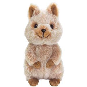 sunlemon Quoka 棕色 短尾矮袋鼠 毛绒玩具