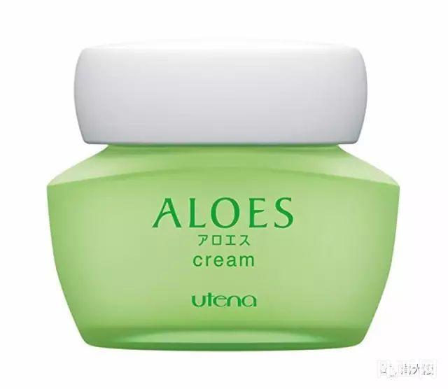 日本Utena 佑天兰aloes保湿霜 44g使用方法注意事项