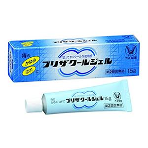 大正制药 痔疮膏 清凉啫喱 15g