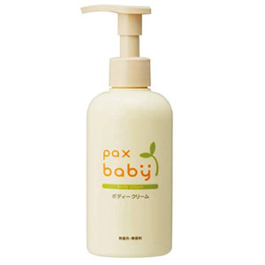 Pax Baby 太阳油脂 婴儿润肤乳 180g 大容量