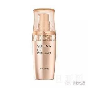 日本Sofina苏菲娜紧致提拉美容液Lift Professional使用方法