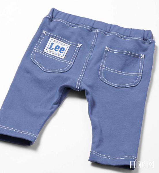 Lee李 WORK LEEGINGS 男童休闲裤 蓝色