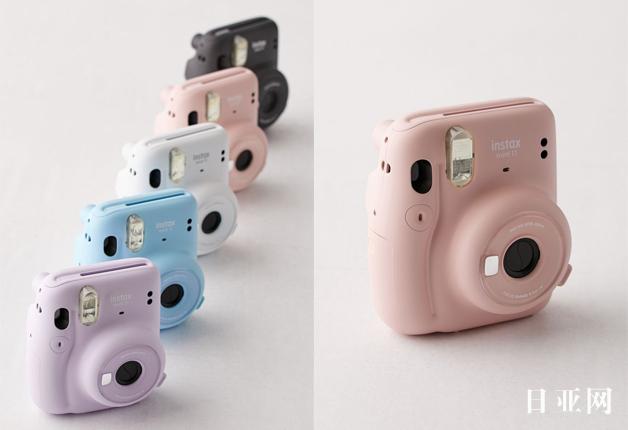Fujifilm富士Instax Mini 11 Instant拍立得相机 三色可选