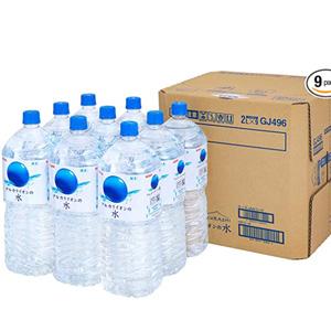 kirin麒麟 天然饮用水 软水 2L*9瓶