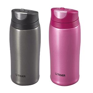Tiger虎牌MCB-H036保温保冷杯大肚杯0.36L 两色可选